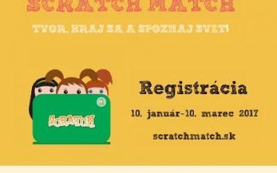 Súťaž Scratch Match