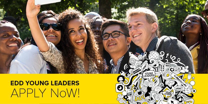 PonukyProgram pre mladých lídrov EDD 2017