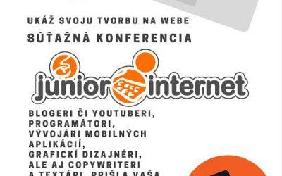"Súťaž ""Junior Internet"""