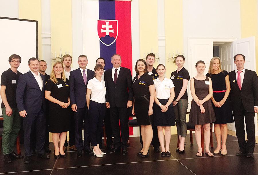 InformácieNájdi odvahu meniť Slovensko apridaj sa kTeach for Slovakia
