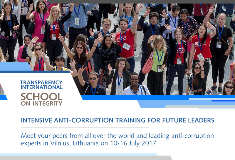 "PonukyTransparency International ""Škola integrity"""