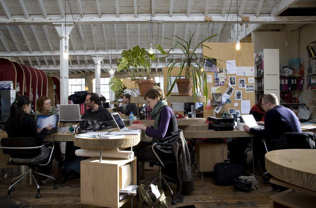 PonukyProjektová/ý koordinátorka/or pre Workspace Europe