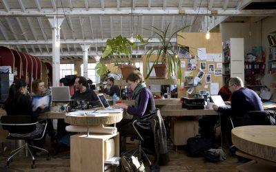 Projektová/ý koordinátorka/or pre Workspace Europe