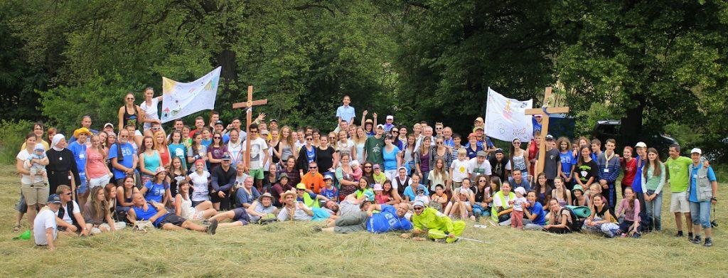 InformácieViac ako stovka mladých ľudí začala tradičnú púť na Mariánsku Horu