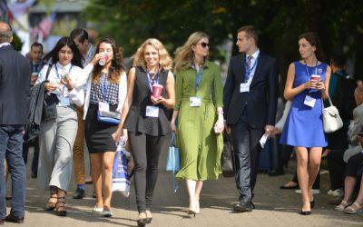 Zúčastni sa najväčšieho stretnutia mladých lídrov v Poľsku!