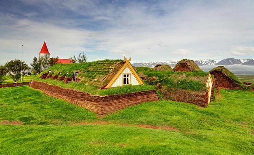 PonukyVýpomoc na farme na Islande