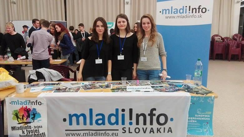 PonukyBrigáda v organizácii Mladiinfo Slovensko