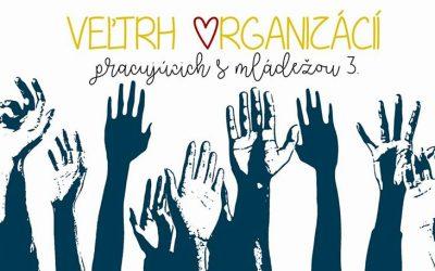Veľtrh organizácií pracujúcich s mládežou 3