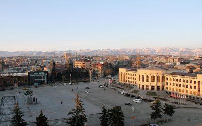 Práca s mládežou v Arménsku