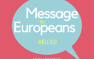 "Projekt – ""Message to Europeans 3.0."""