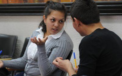 Štipendijný program pre rómskych študentov stredných škôl