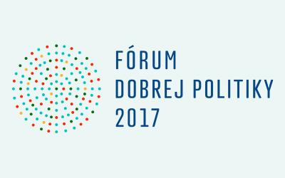 Fórum dobrej politiky 2017