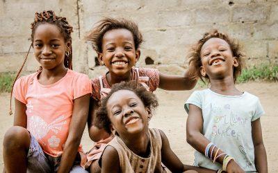 Zapoj sa do projektov pomoci deťom v Afrike