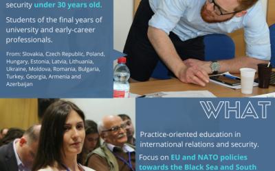 """Výzva programu – """"STRATPOL Young Professionals 2018"""""""