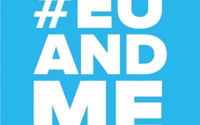"""Informačná kampaň Európskej únie – """"EUandME"""""""