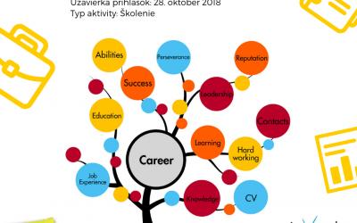 """""""Kick-Start Your Career"""" medzinárodné školenie pre pracovníčky a pracovníkov s mládežou"""