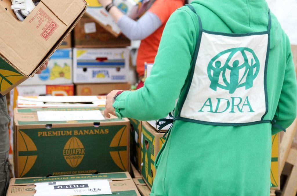 PonukyOZ ADRA hľadá finančnú manažérku alebo manažéra a projektovú manažérku alebo manažéra pre zahraničie