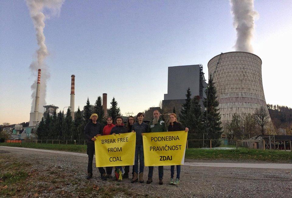Pútnici za klímu prichádzajú na Slovensko vo štvrtok 22. novembra