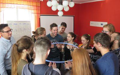 Seminár pre osobný rozvoj mladých delegátov