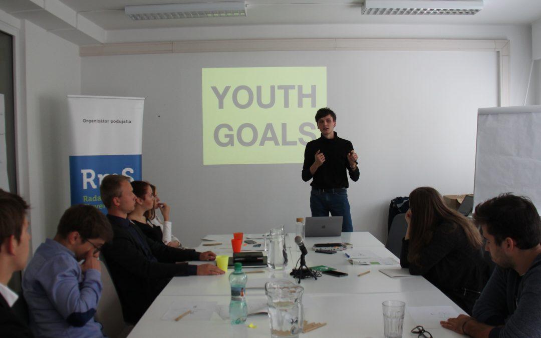 PonukyHľadáme delegátky a delegátov, ktorí budú prezentovať mladých v zahraničí
