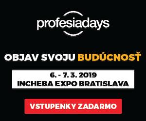 PonukyProfesia days 2019