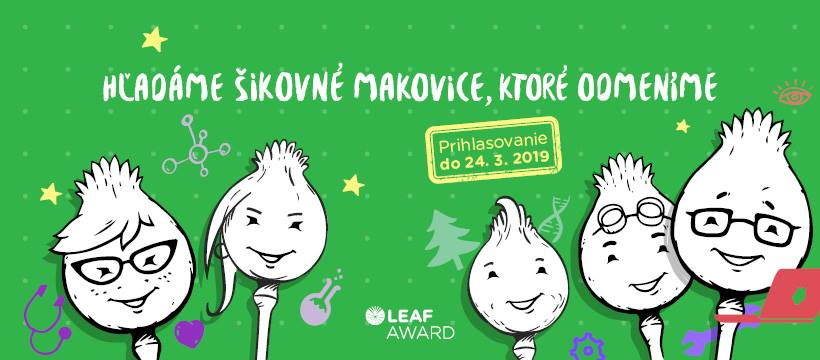 "PonukyProgram – ""Leaf Awards 2019"""