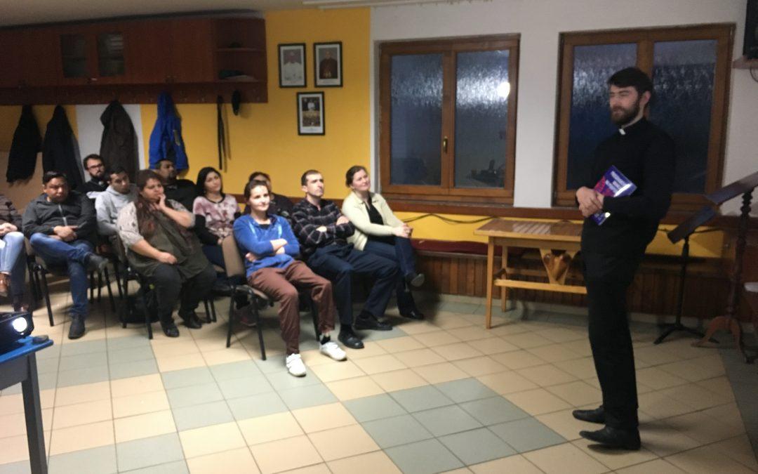 ZKSM prezentovalo v Čičave manuál na podporu inklúzie rómskej mládeže