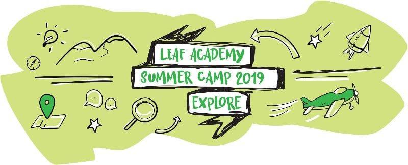 PonukyLEAF Academy Summer Camp