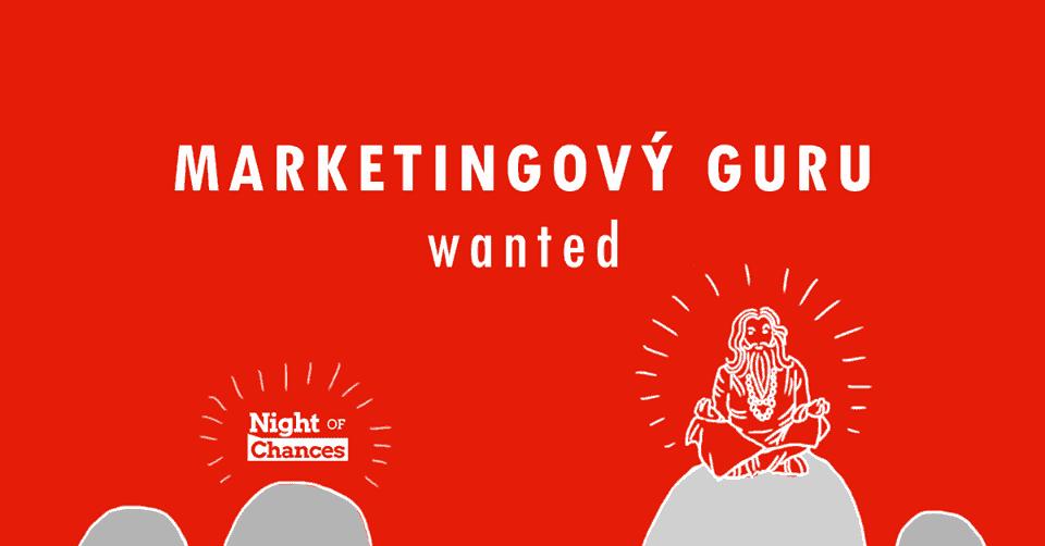 PonukyHľadá sa marketingová manažérka alebo manažér pre Night of Chances