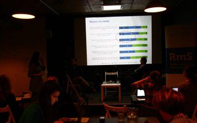 Mladých vo voľbách ovplyvnil prevažne internet