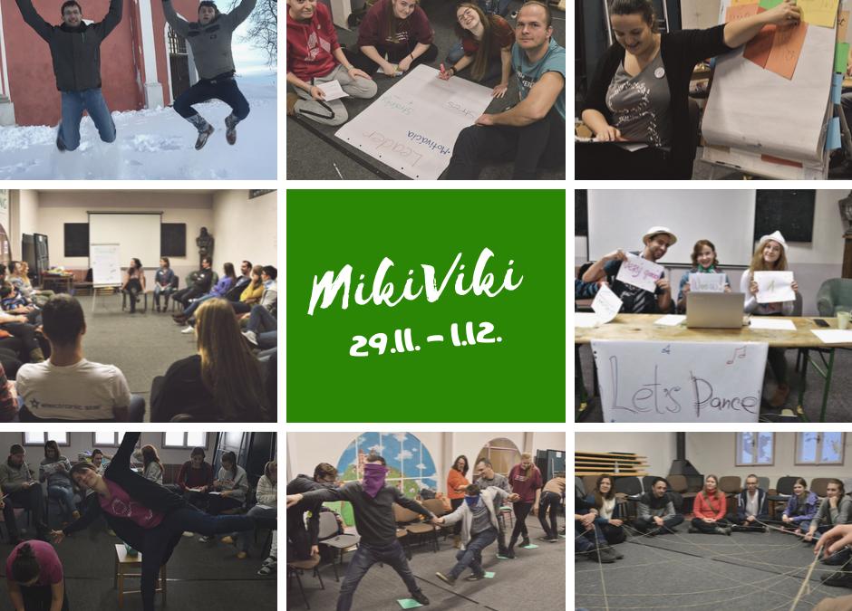 """PonukyMikulášska teambuildingová víkendovka – """"Mikiviki"""""""
