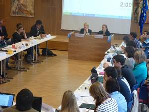 Konal sa helsinský kongres Mladých európskych federalistov