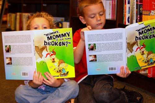 InformácieDarujme detskú knižku