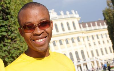 Maratón mieru s Henrym Wanyoike