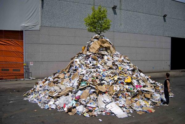 InformácieInteraktívny softvér o odpadoch