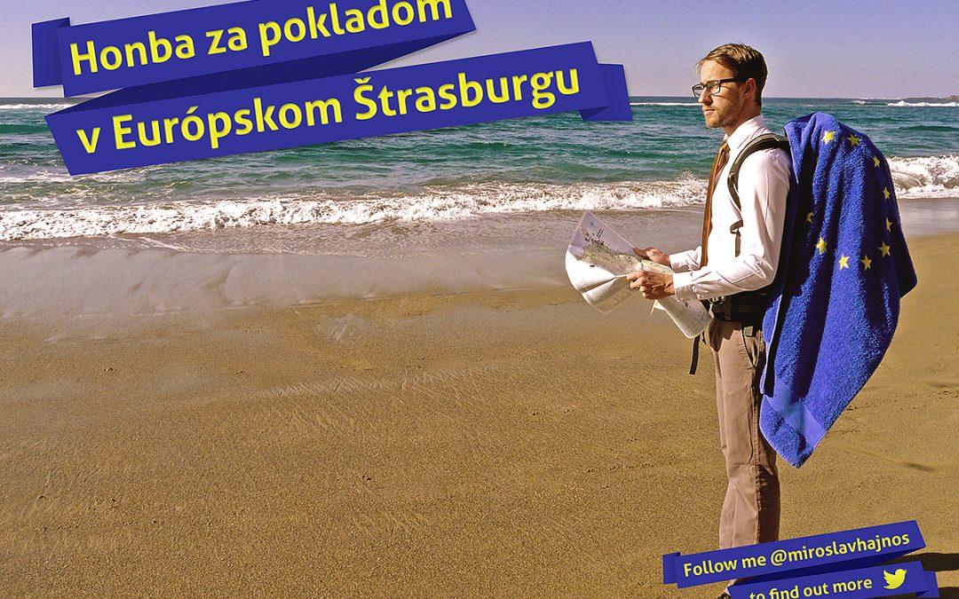 InformácieZa pokladom v Štrasburgu