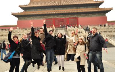Mládežnícke organizácie v Číne a EÚ: stretneme sa niekedy na Facebooku?