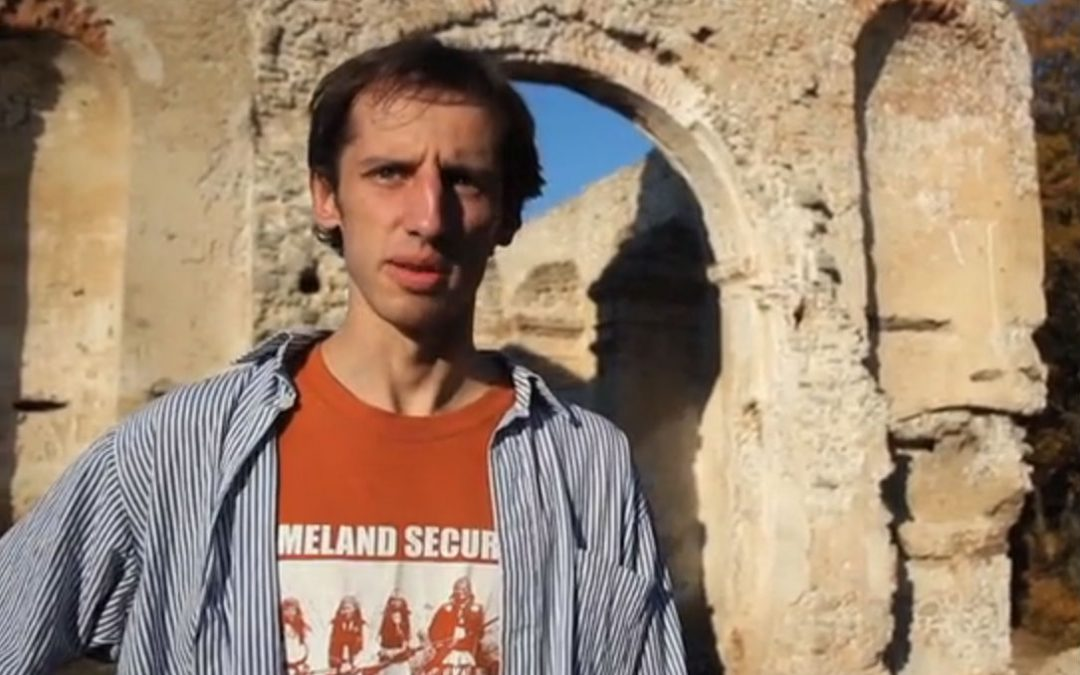 InformácieMatej z Bratislavy: Dobrovoľníctvo je služba