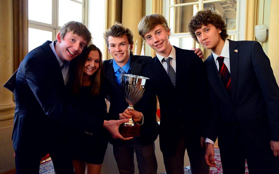InformácieSlovenskí stredoškoláci víťazmi medzinárodného turnaja