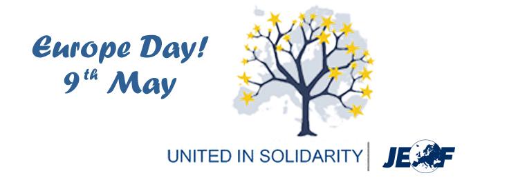 InformácieRezolúcia Mladých priateľov Európy ku Dňu Európy
