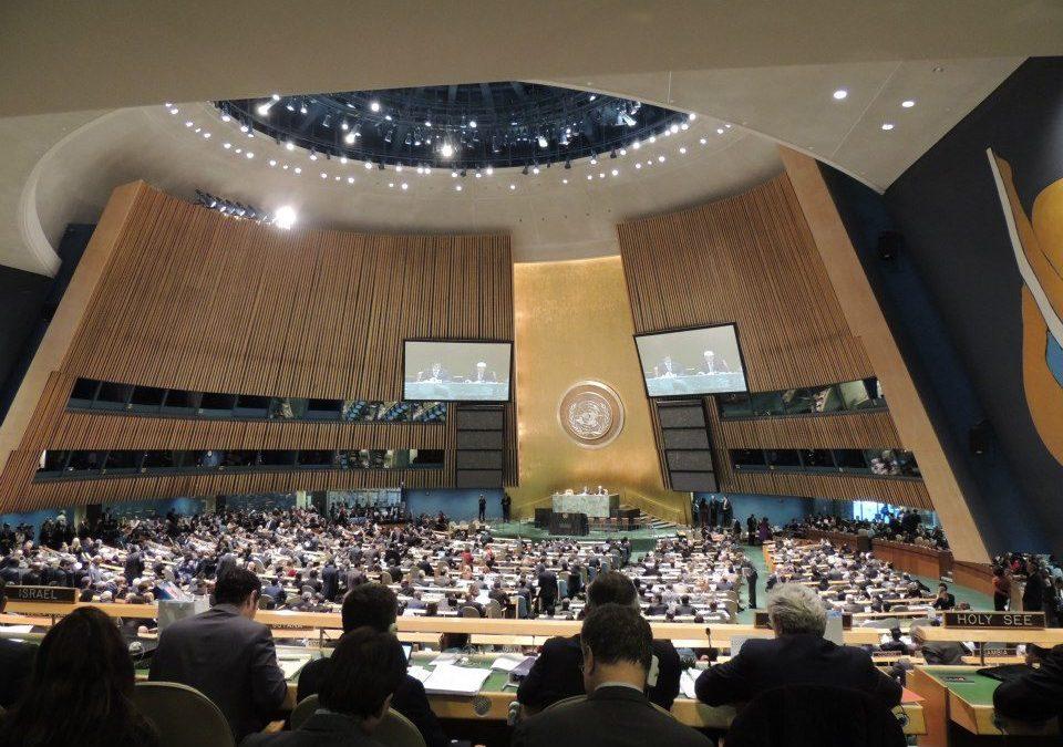 InformáciePríďte sa pozrieť, kto a o čom chce za mladých rozprávať tento rok v OSN