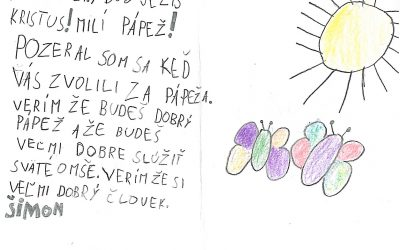 Pozdravy od slovenských detí odovzdajú priamo pápežovi