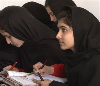 InformácieDeň s Malalou Yousafzai