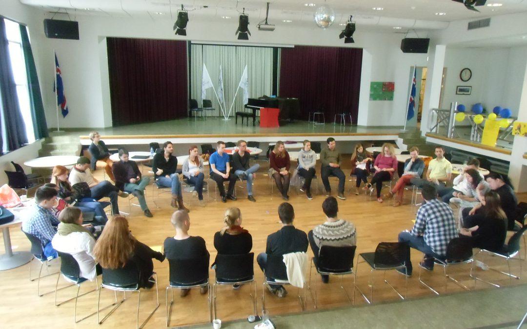 InformácieJEF Slovakia na medzinárodnom seminári o európskom občianstve na Islande
