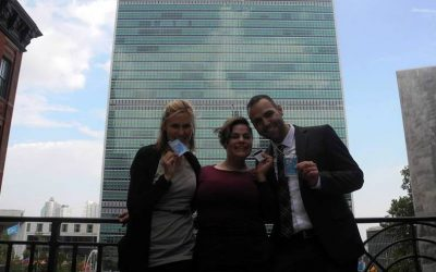 Na Valnom zhromaždení OSN zastupuje Slovenskú republiku len 23-ročná študentka