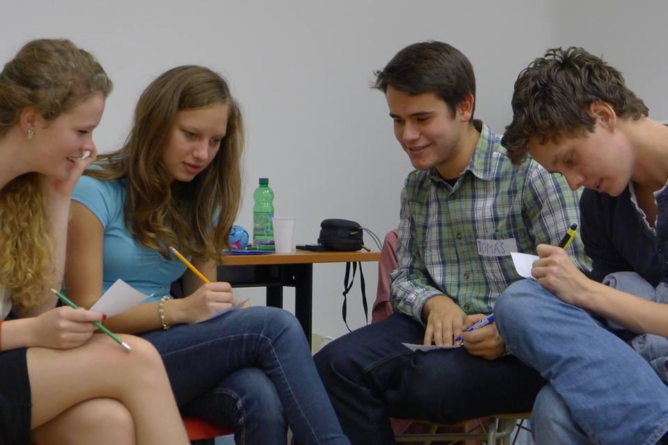 InformácieŠtudenti diskutovali o budúcnosti Európy