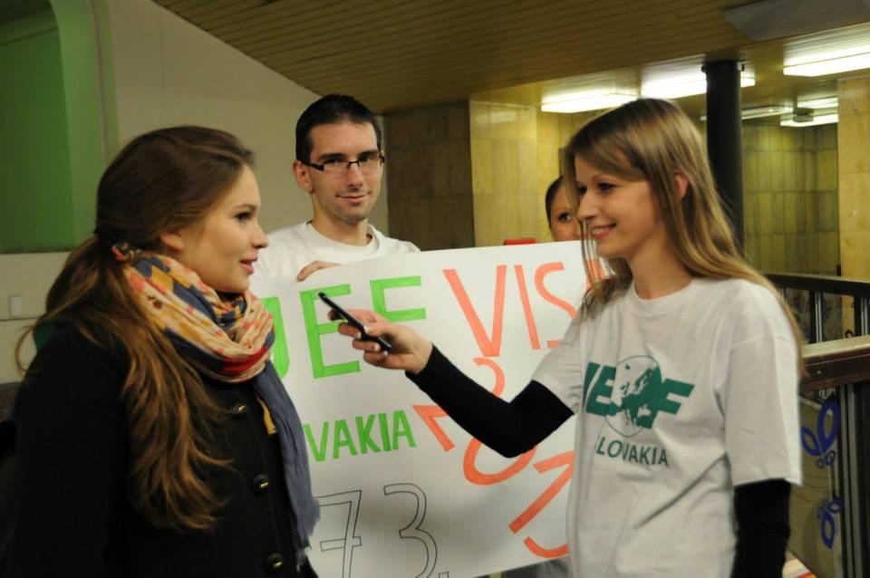 InformácieMedzinárodná kampaň VISA ACTION opäť na Slovensku