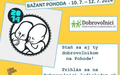 LudiaLudom.sk a Pohoda opäť spojili sily