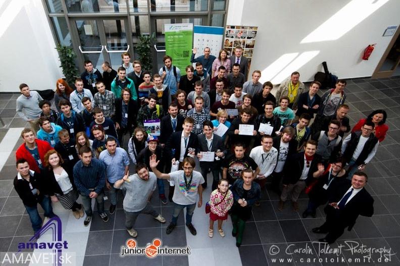 InformácieKonferencia Junior Internet 2015