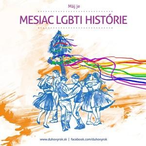 InformácieMesiac LGBTI histórie